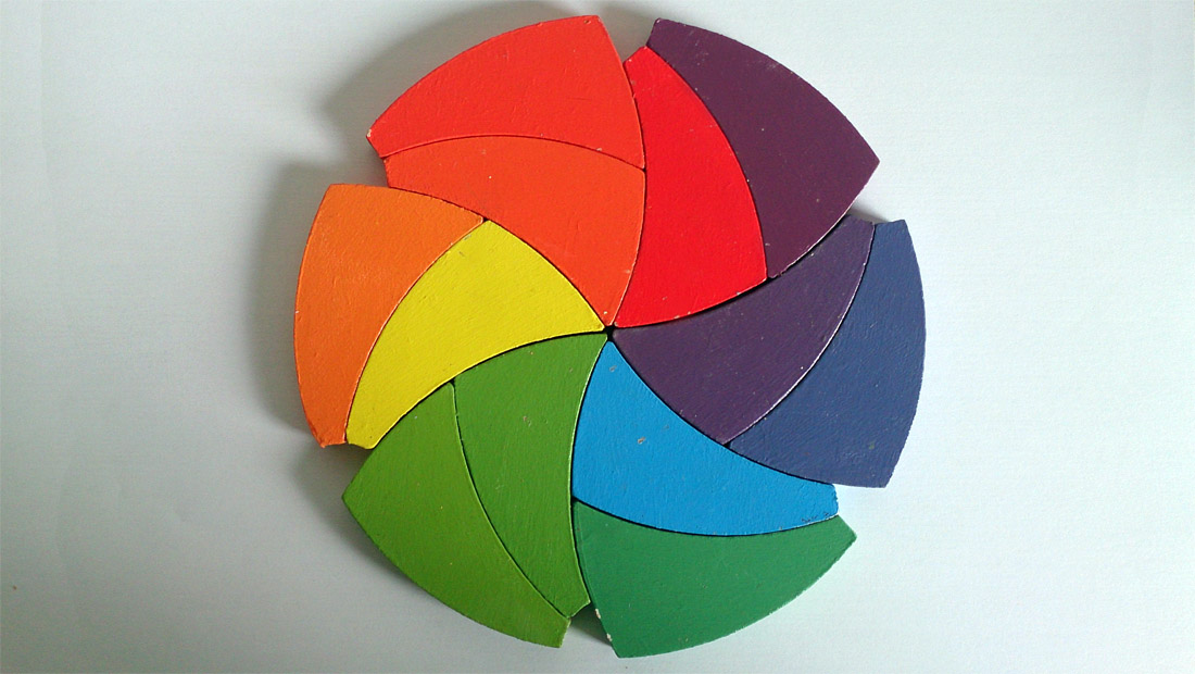 Colorwheel 10